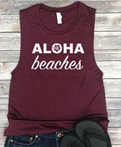 Aloha Beaches Cool Tank Top SR17J0