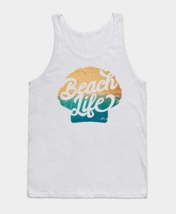 Beach Life Tank Top SR17J0