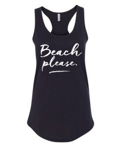 Beach Please Tanktop ND23J0