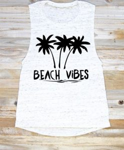 Beach Vibes Tank Top SR13J0