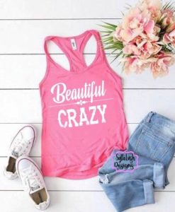 Beautiful Crazy TankTop DL30J0