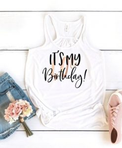 Birthday TankTop DL30J0