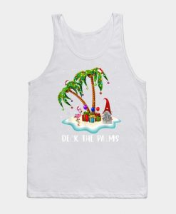 Deck The Palms TankTop DL30J0