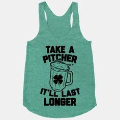 Take A pitcher Tanktop EL23J0