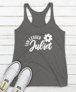 Tan Legged Juliet Tanktop ND30J0