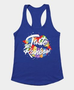 Taste My Rainbow Tank Top SR21J0