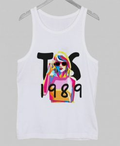 Taylor swift 1989 tanktop SR21J0