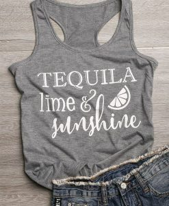 Tequila Lime Tank Top SR21J0