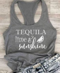 Tequila Summer Tank Top SR13J0