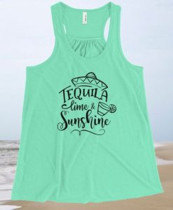 Tequila and Sunshine Tank Top SR13J0