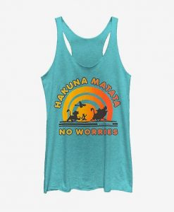 The Lion King No Worries Tanktop FD23J0