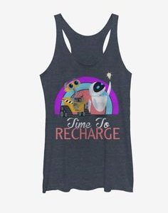Time To Recharge Tanktop EL21J0