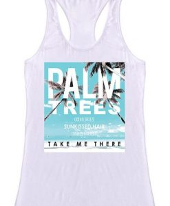 Tropical Palm Trees TankTop DL30J0