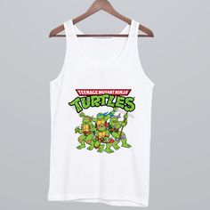 Turtles Tanktop EL24J0