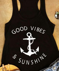 Vibes and Sunshine Tank Top SR21J0