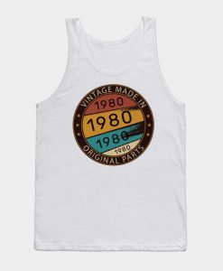 Vintage Made In 1980 Tanktop FD23J0
