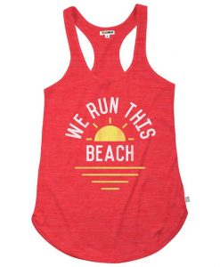 We Run This Beach Tanktop FD27J0