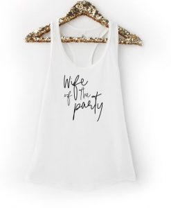 Wife of the Party Tanktop ND30J0
