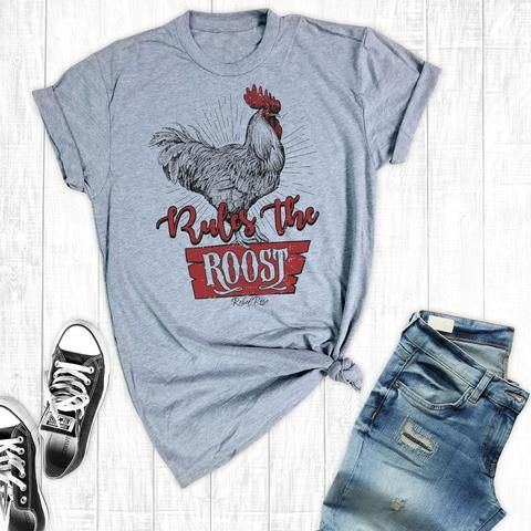 Rules the root T shirt SR6F0