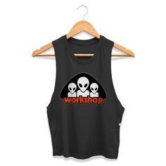 Workshop Alien Tanktop EL4F0