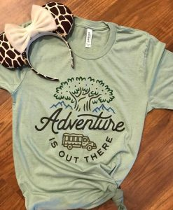 Adventure T Shirt SP5M0