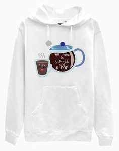 All I Need Is Cofe Hoodie LE30M0