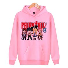Fairy Tail Hoodie LE30M0