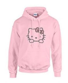 Hello Kitty Hoodie LE30M0