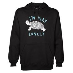 I'm Very Lonely Hoodie LE30M0