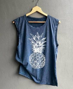 Pineapple Tank top SP9A0