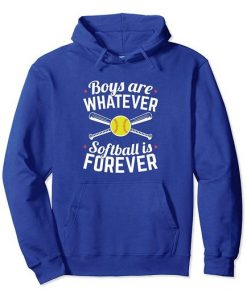 Softball Forever Hoodie SE20A0
