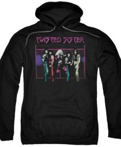 Twisted Sister Hoodie SE20A0