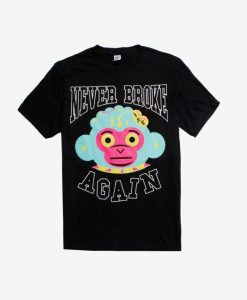 YoungBoy Monkey t-shirt ND7A0
