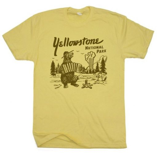 Yellowstone T-Shirt ND4M0