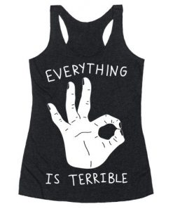 Everything Is Terrible Tanktop TY30JN0