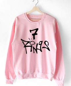 7 Rings Sweatshirt TK19AG0