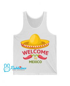 Welcome-to-Mexico-i Tank Top EL30N0