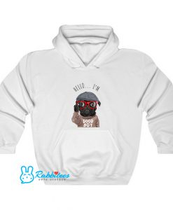 cartoon dog Hoodie EL10D0
