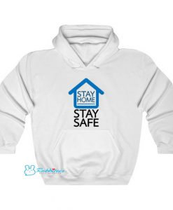 Stay Safe Hoodie SD23JN1
