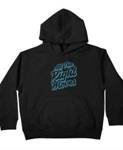 All The Right Chess Moves Hoodie AL19F1