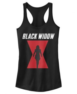Black Widow Tanktop SD2F1