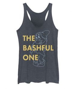 The Bashful One Tanktop SD9F1