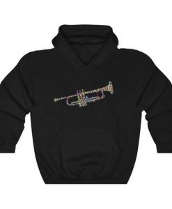 Colorful Trumpet Hoodie SM15MA1