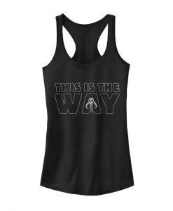 This Is The Way Mythosaur Tank Top PU8MA1