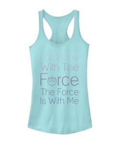 Wars Rogue One I Am One With The Force Tank Top PU8MA1